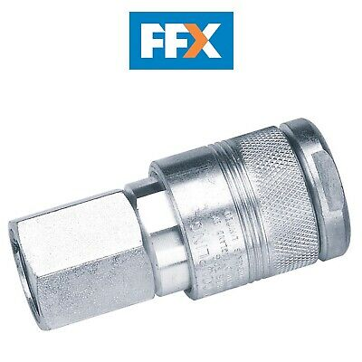 DRAPER 25856 1/2 BSP Female Thread Air Line Coupling