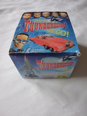 Thunderbirds Are Go Full Sticker Set ...132 Stickers .  Last Few In Stock