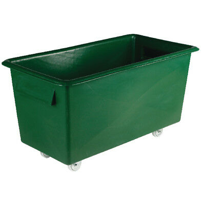 Green Tapered Sides Food Grade 412 Litre Truck Container 316359
