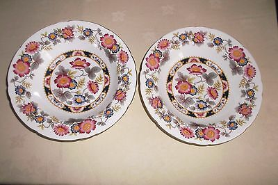 2 x Royal Stafford CONISTON, Soup Plates.