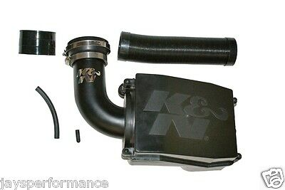 Kn Air Intake Kit (57S-9501) 57S Induction High Flow Performance