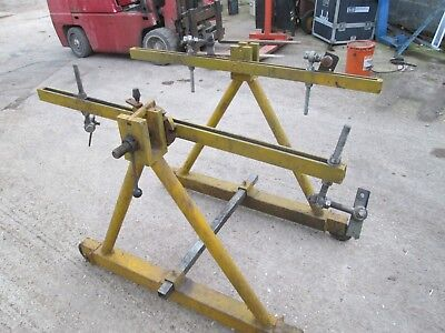 Heavy duty Swivel  Engine Gearbox  Stand, Suit Vintage Car engine
