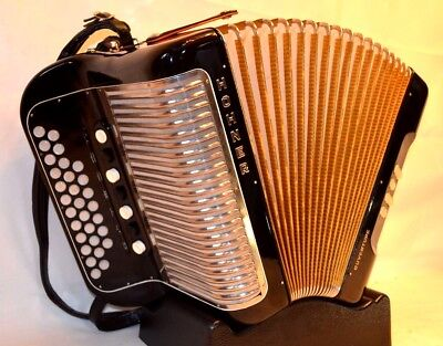 Hohner Ouveture Musette ! C-F  #735