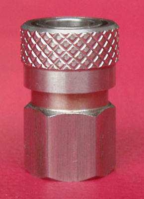 "New Stainless Steel Female Quick Disconnect 1/8"" NPT"