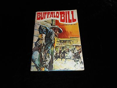 Buffalo Bill 27 Editions jeunesse et vacances 1er trimestre 1980