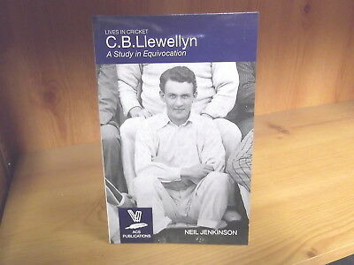 C.B.Llewellyn: A Study in Equivocation by Neil Jenkinson (2012)