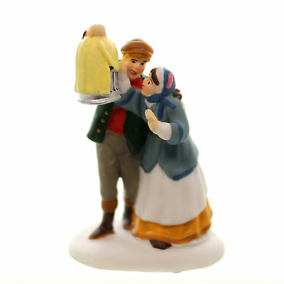 Dept 56 Accessories LOVEBIRDS Porcelain Dickens' Village Series 4044819