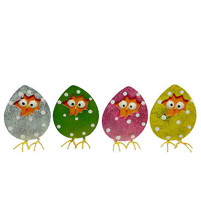 Easter CHICKIE PHOTO HOLDERS Metal Easter Chicks Eggs 20103010