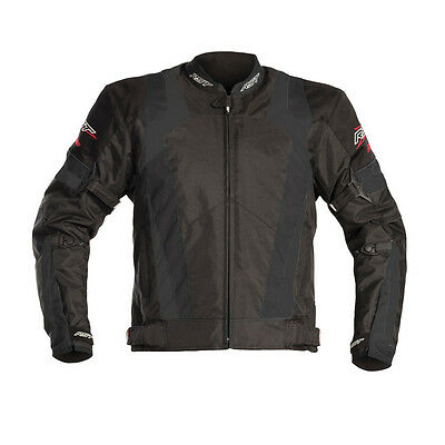 Brand New Rst Blade Sport 1348 Textile Motorcycle Jacket Black Size 40 S