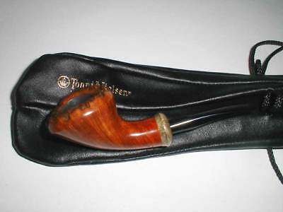 Tonni Nilesen Straight Grain Canted Freehand Horn Pipe * New! * COOPERSARK N/R!
