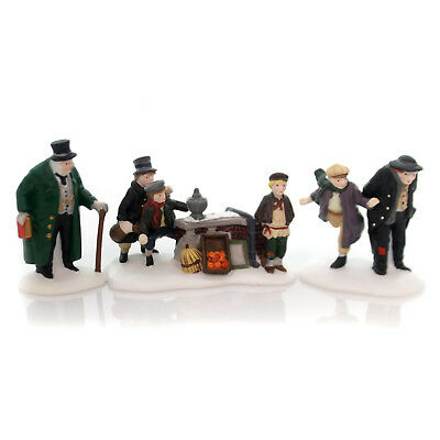 Department 56 Accessory OLIVER TWIST Porcelain Dickens Village Accessory 55549