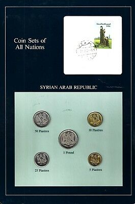 Coins Of All Nations - Syrian Arab Republic