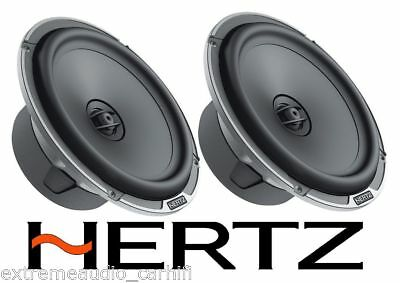 Hertz MPX 165.3 - 16,5cm Mille 2-way Coaxial system 1 Pair SET COAX 6 1/2in