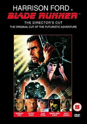 Blade Runner (Remastered Directors Cut) - DVD  NOVG The Cheap Fast Free Post