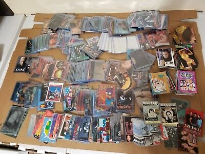 Assorted Lot of 400+ Non-Sport Promo Trading Cards, Insert Cards, Chase Cards +