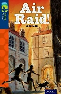 Oxford Reading Tree TreeTops Fiction: Level 14 More Pack A: Air Raid! (Paperbac.