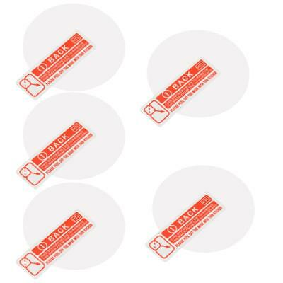 5Pack 9H Hardness HD Tempered Glass Screen Protector Film For Ticwatch 2