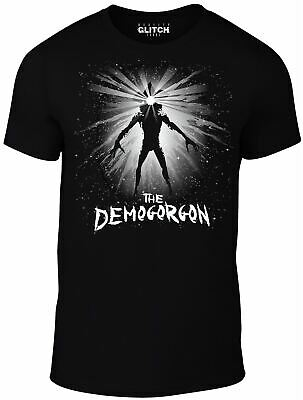 Demogorgon Mens T-Shirt - Stranger Things Will Sci-Fi Upside Down TV Eleven Mike
