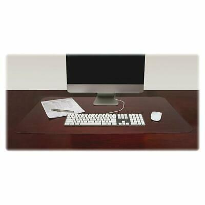 "36""x20"" Clear View Antimicrobial Desk Pad Organizer with  Antimicrobial Protect"