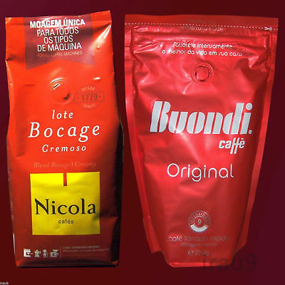 Coffee Nicola & Boundi - 470g Portuguese Ground Café, кофе, kava, コーヒー