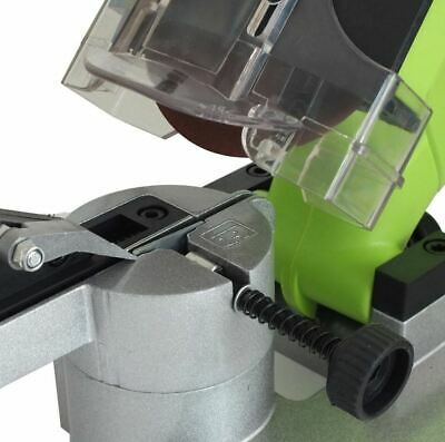 Toolzone Electric Chainsaw Sharpener 130W Bench Mounted Grinder