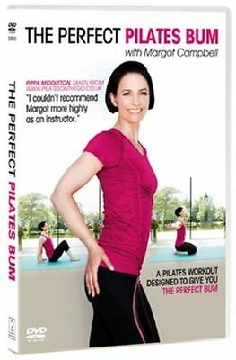 The Perfect Pilates Bum With Margot Campbell Exercise/Fitness (DVD) New & Sealed
