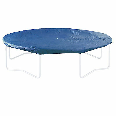12ft Universal Blue Debris, Rain, All Weather Protective Trampoline Cover #COV12