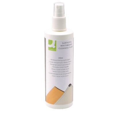 Q-Connect Whiteboard Surface Cleaner 250ml
