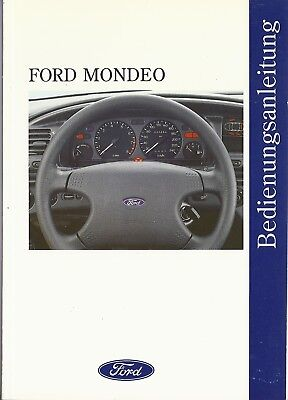 bordbuch bedienungsanleitung owners manual ford. Black Bedroom Furniture Sets. Home Design Ideas