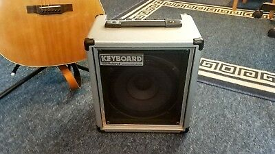 Vintage Roland Cube 40 Keyboard amp Spares or Repair. Not working.