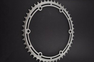 Vintage Simplex 6 bolt 48 tooth chain ring. Fair use-able condition.