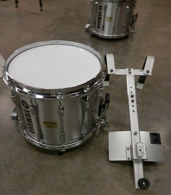 Yamaha Field Corps Model MS8014 Marching Snare 14x12 Carrier & Case Included!