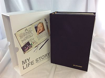 My Life Story - A Diary for Your Whole Life - New Christmas Gift Idea