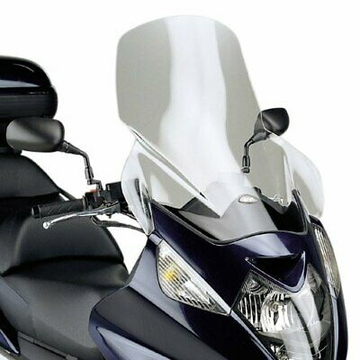 Specific Windscreen Transparent GIVI 214DT for Honda Silver Wing 600 - 2002