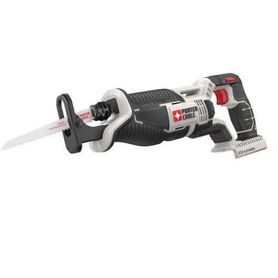 Porter Cable PCC670 20V 20 Volt Max Reciprocating Saw Sawzall Tigersaw TOOL ONLY
