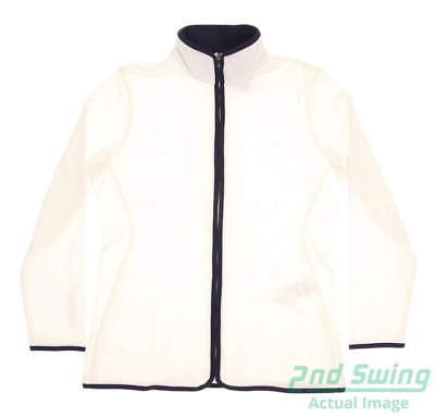 New Womens Galvin Green Golf Jacket X-Large XL White MSRP $176