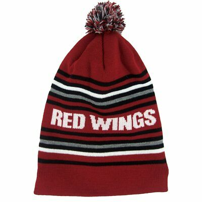0fa781cbb DETROIT RED WINGS Old Time Hockey Stretch Fit Hat Cap OSFM NWT ...