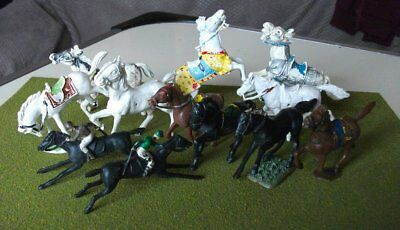 Assorted Vintage Horses - Hilco / Charbens / Crescent plus other