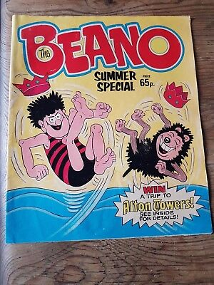 The  Beano  Summer  Special   1988 .