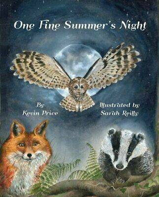 One Fine Summer's Night by Kevin Price Book The Cheap Fast Free Post