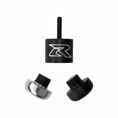 Street Bikes Unlimited Bar Ends Bull Nose Black For Kaw ZX-10R ZX10R 2004-2010