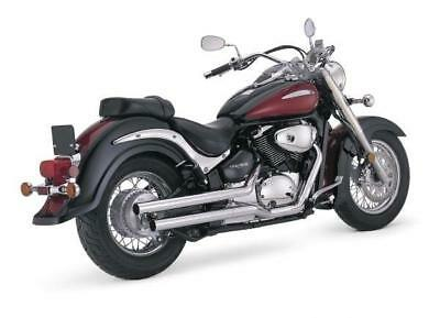 Vance & Hines Straightshots Performance Exhaust For Suzuki VS1500LC