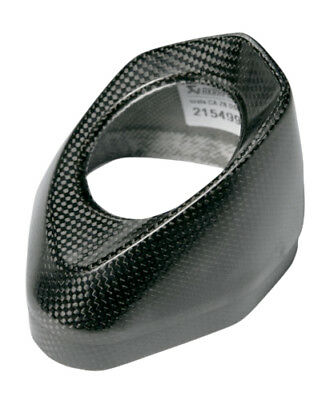 Akrapovic End Cap Carbon Fiber V-EC75