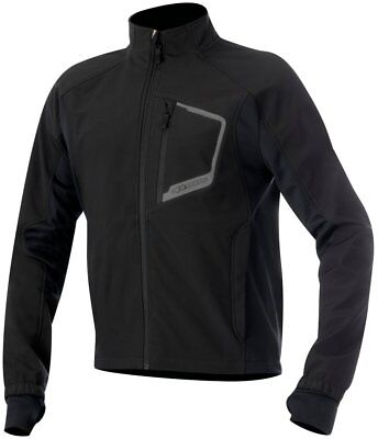Alpinestars Mens Tech Layer Zip Front Long Sleeve Base Layer Shirt
