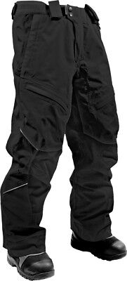 HMK Womens Action 2 Bib Waterproof Snowmobile Pants with Moisture Wick Lining