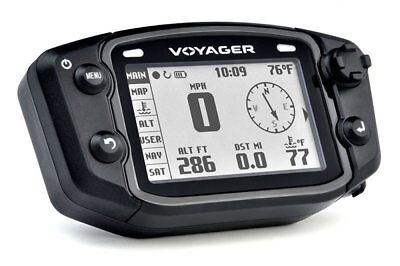 Trail Tech Voyager GPS Kit For Can-Am DS 450 2008-2013 Black 912-2055