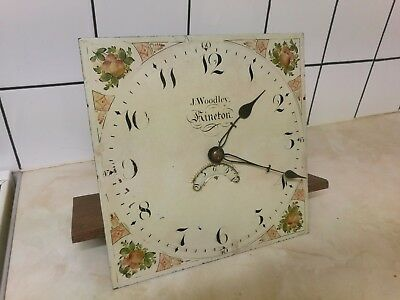 Antique Longcase Clock Face & Movement (dated 1830)(AF)
