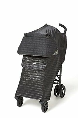 New Chicco Children Baby Quilted Stroller Weather Shield Rain Cover Only