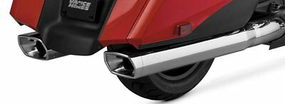 Vance & Hines GL Monster Dual Slip-On Exhaust For Honda Chrome 19407