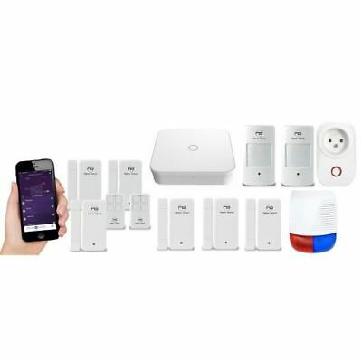 New Deal - Pack Alarme maison LAN / WIFI / GSM Live Pro-L15 Domoprotect NEUF
